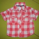 рубашка Jasper Conran на мальчика 18-24 мес сост. новой