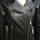 Курточка косуха натуральная кожа
