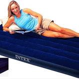Матрас надувной одноместный 99х191х22 . Intex 68757