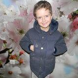 куртка зимняя Cristian dior на мальчика 5-7 лет отл.сост.