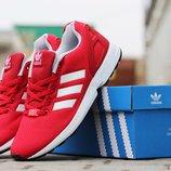 Кроссовки мужские Adidas Flux red
