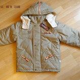 Зимняя куртка на мальчика, 116см. MM Dadak. Польша