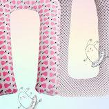 Подушки для беременных и кормления «Удав»