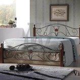 Кровать Vivien с матрасом, Акция