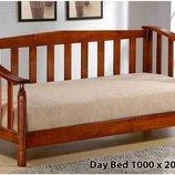 Кровать Norman Day с матрасом, Акция