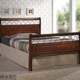 Кровать Nina с матрасом, Акция