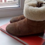 Зимние угги ботинки сапоги