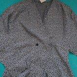 Блуза вискоза талия- 38-43 см