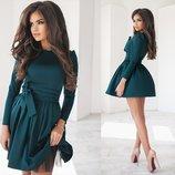Стильное платье 1039