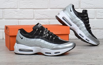 Кроссовки мужские Nike Air Max 95 Essential Black Grey