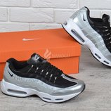 Кроссовки мужские Nike Air Max 95 Essential Black Grey