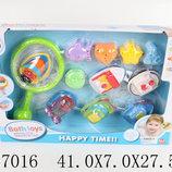 Игрушки для ванны в коробке 41,0 7,0 27,5см