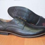 Мужские замшевые туфли Dox.