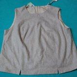 Блуза жилетка Пог-57 см шерсть
