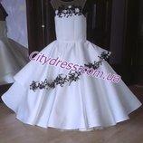 нарядное детское платье арт.5230 - Люкс