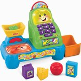 Fisher-Price смейся и учись волшебный супермаркет Laugh and Learn Magic Scan Market