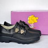 Подростковые туфли полуботинки Том.м