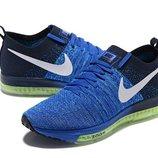 Мужские кроссовки Nike Zoom All Out Flynit - синие