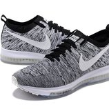 Мужские кроссовки Nike Zoom All Out Flynit - серые