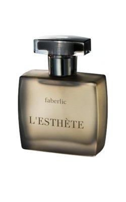 Туалетная вода для мужчин faberlic L' ESTHETE