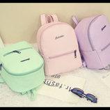 Городской рюкзак для стильных девушек В наличии