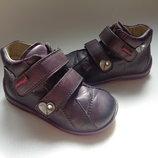 Классные кожаные ботиночки Froddo стелька 14см
