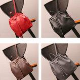 Стильный не большой рюкзак на затяжке В Наличии