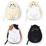 Эксклюзив, Молодежный рюкзак с уникльным принтом кота В Наличии