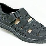 Новые мужские сандалии - туфли.