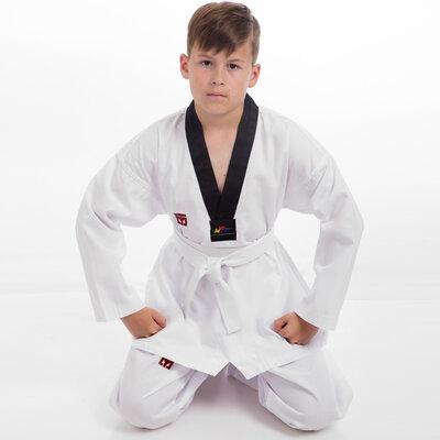 Добок кимоно для тхэквондо Mooto 5569, хлопок полиэстер 110-160см, плотность 190