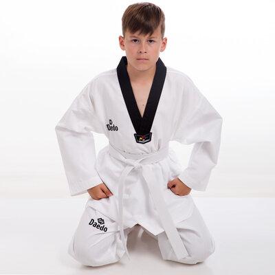 Добок кимоно для тхэквондо Daedo 5567, хлопок полиэстер 110-160см, плотность 240