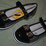 весении туфли для девочки Венрия