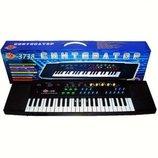 Детское Пианино «Синтезатор с микрофоном» SK 3738