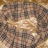 шарф Burberry шерсть Шотландия 19Х166 см