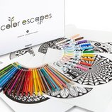 Crayola набор для творчества подарочный детям и взрослым Color Escapes