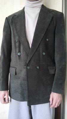 Гарний чоловічий піджак 48-50 розміру