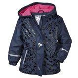 Куртка - дождевик на флисе от Lupilu р. 86-92