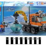 Конструктор Bela Urban Arctic Полярный транспорт 119 деталей 10438