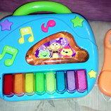 Музыкальный телефон пианино