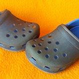 кроксы Crocs Kids Chameleons Крокс р.6-7 оригинал