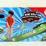 Набор для игры в гольф, свет, в коробке63,5 33,5 9см