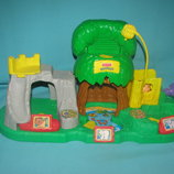 Игровой набор «Зоопарк и ферма» Fisher Price серия Little People