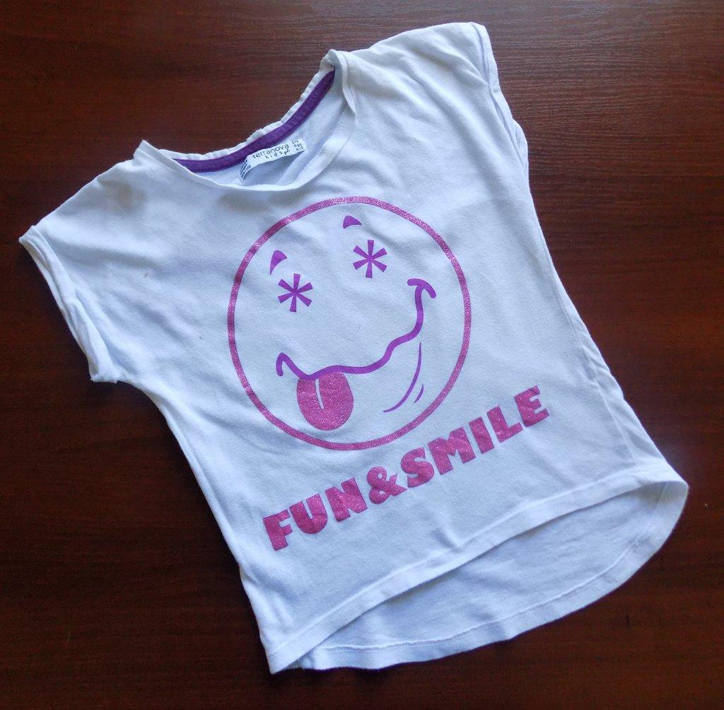 Продано  Футболка Terranova 4-5 років - футболки 3431552000844
