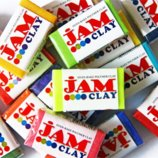 Полимерная глина Jam Clay пластика