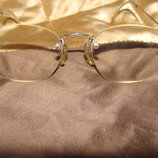 оправа очки Morel оригинал винтаж Louis Vuitton Burberry Gucci