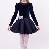 Платье школьное Кв-2