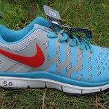 Кроссовки Nike FREE TRAINER 5.0 лето - сетка , 36 - 41, 44 р