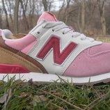 Женские кроссовки New Balance 996 весна