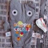 сплюша слюновпитывающий платочек игрушка для новорожденных чудик кукла