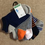 Коротенькие носочки малышам от Primark из Англии